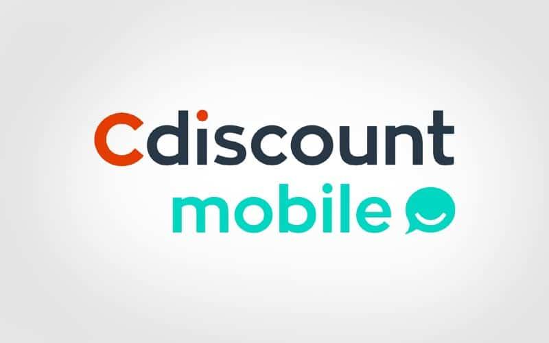 Forfait Cdiscount Mobile 5Go en 4G à 1€