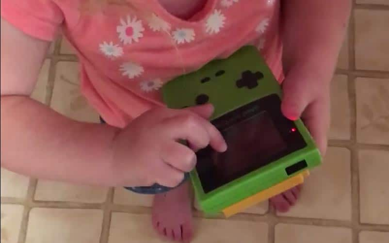 enfant gameboy color