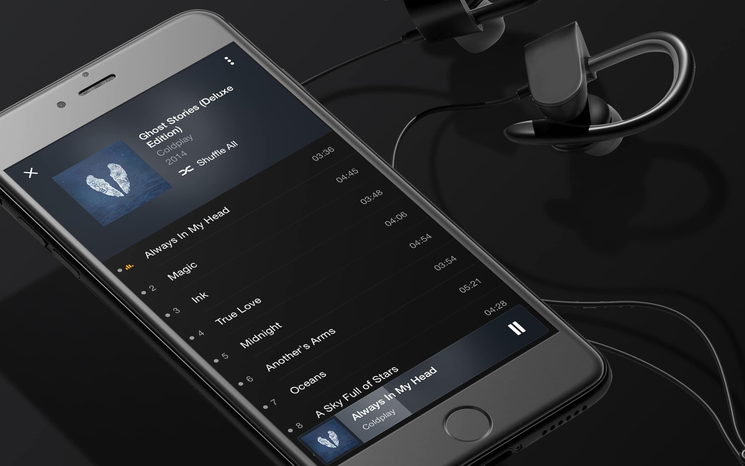 flac iphone iOS 11