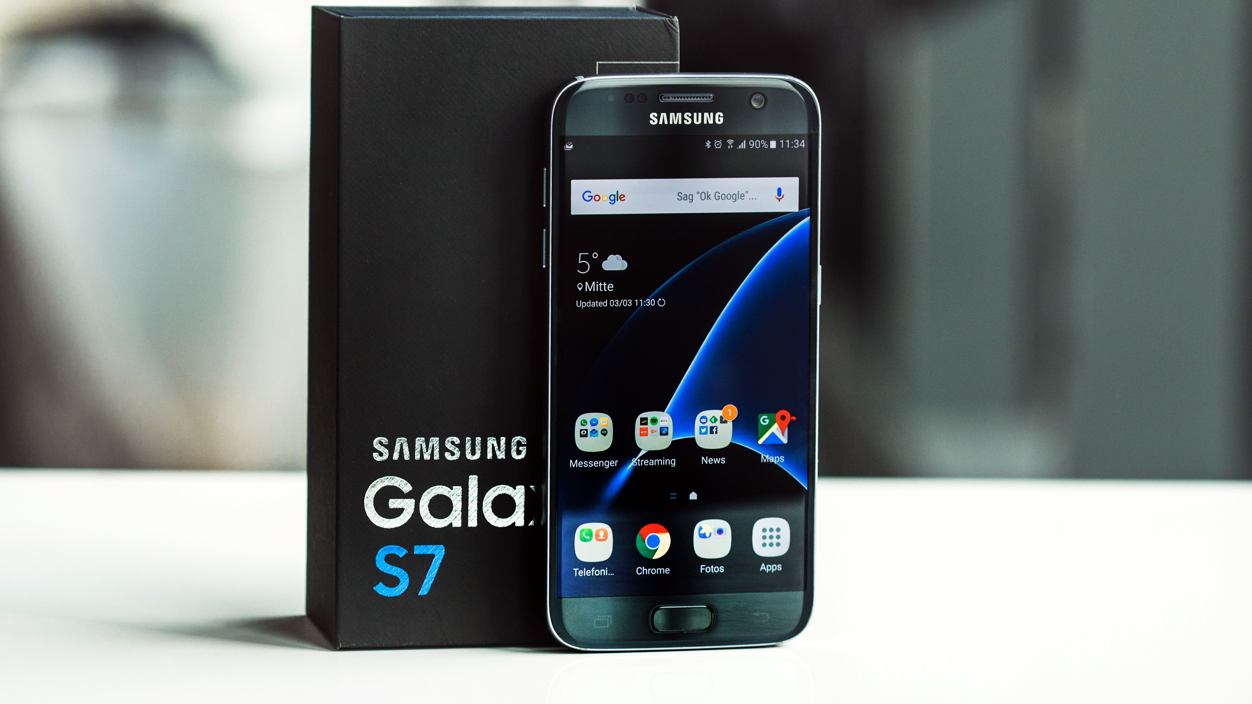 galaxy S7 monde T2 2017