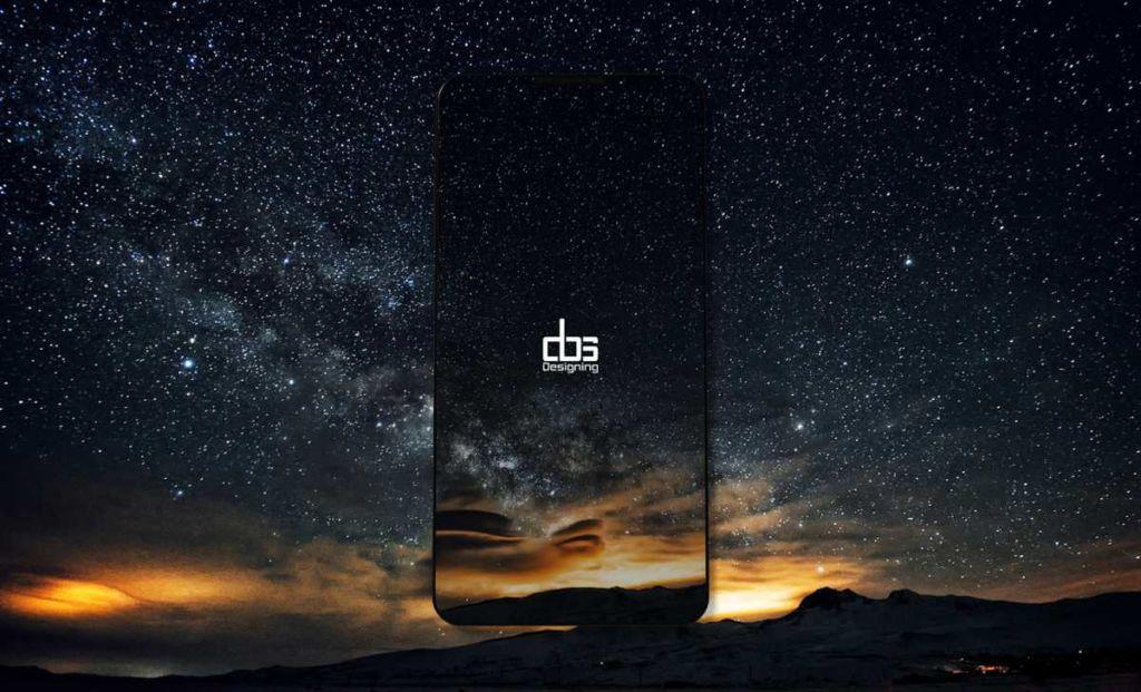 galaxy S9 concept vidéo dbs designing