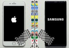 galaxy note 8 iphone 8 speedtest