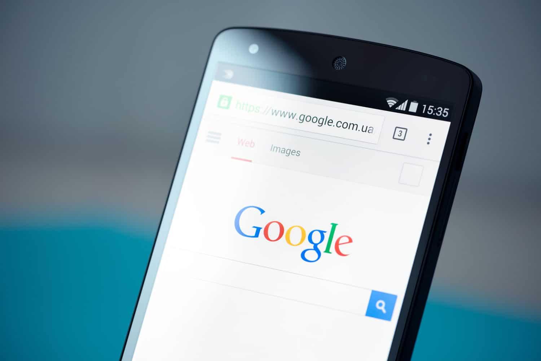 google smartphone mobile