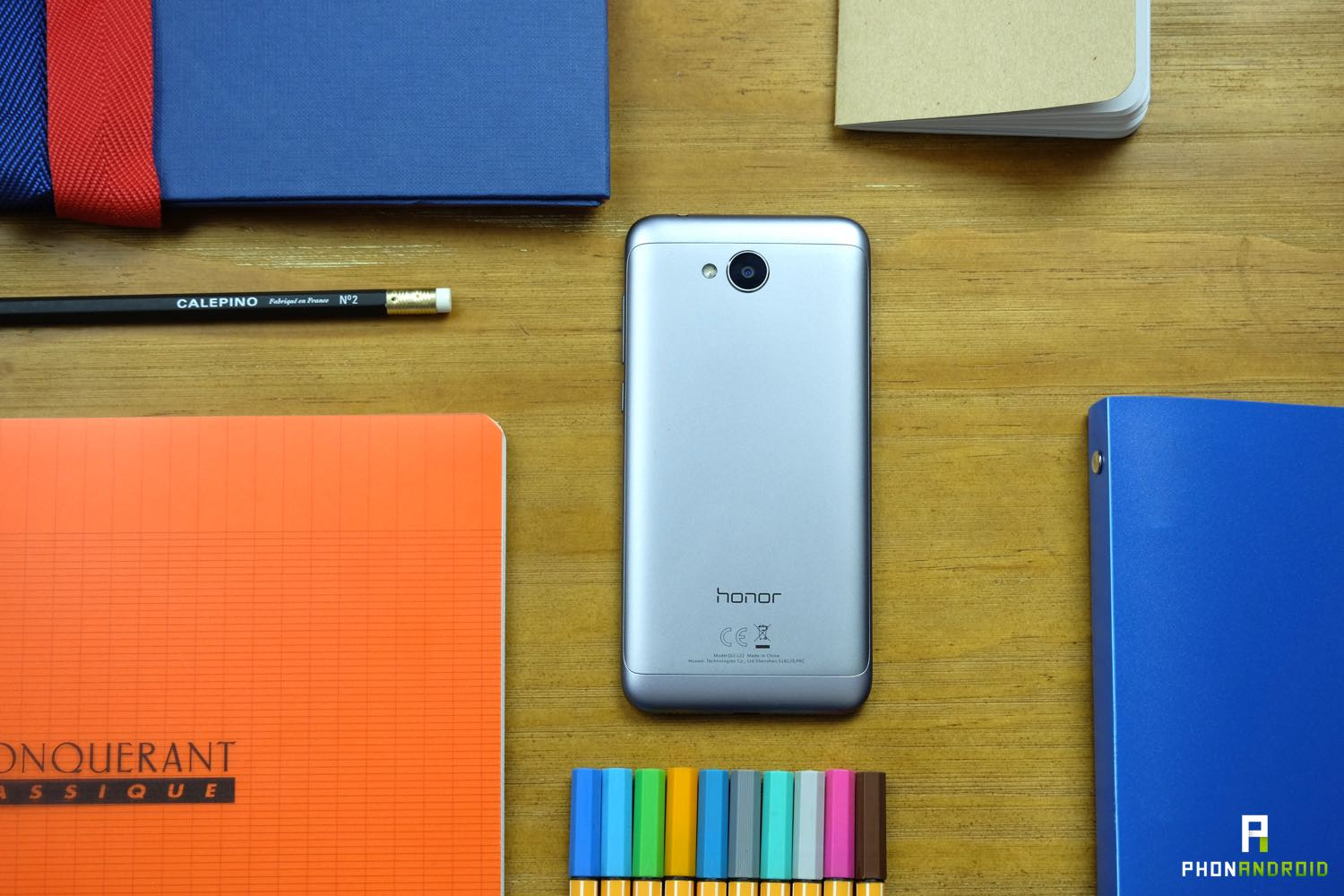 honor 6a design