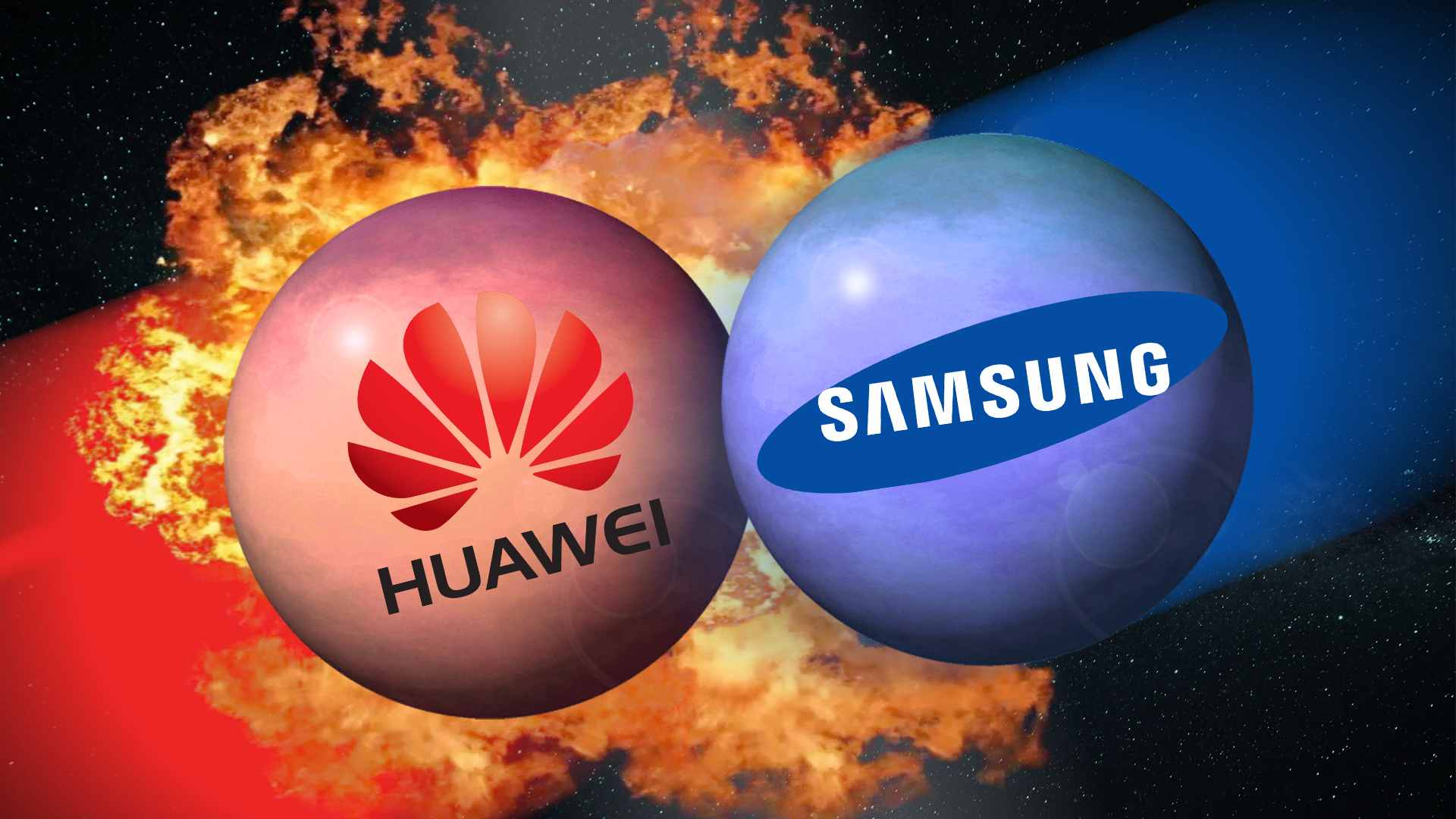 huawei vs samsung marché smartphones mondial