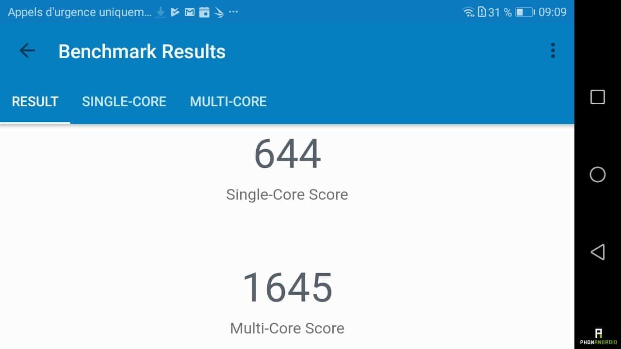 huawei y6 pro 2017 test benchmark
