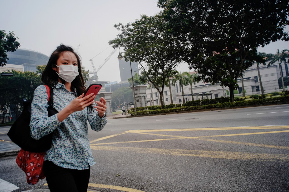 smartphones pollution