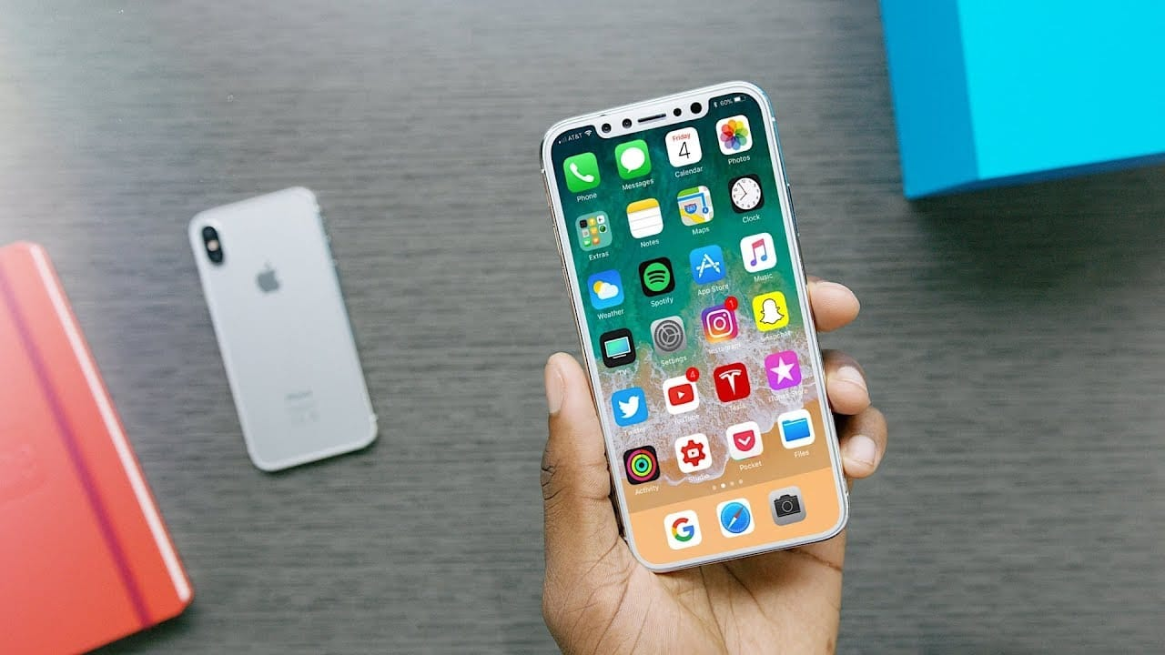 iphone x revolution