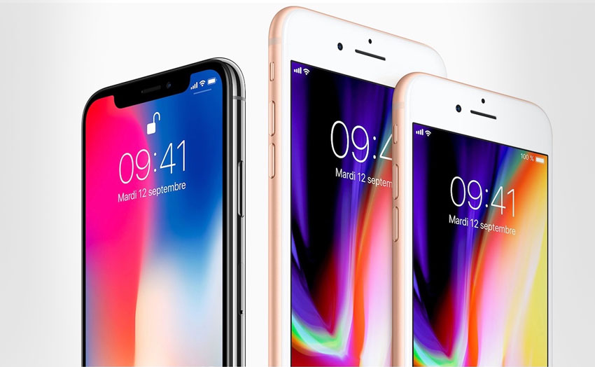 iphone 8 iphone x