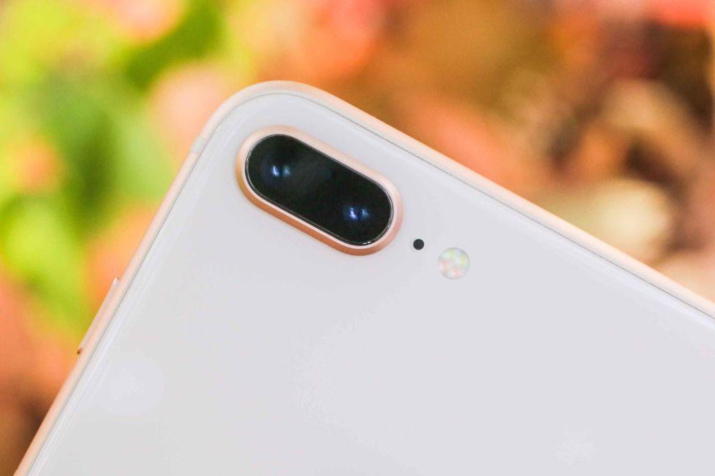 iphone 8 plus appareil photo dxomark