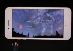 iphone 8 realite augmentee
