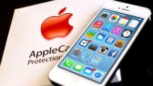iphone applecare garantie