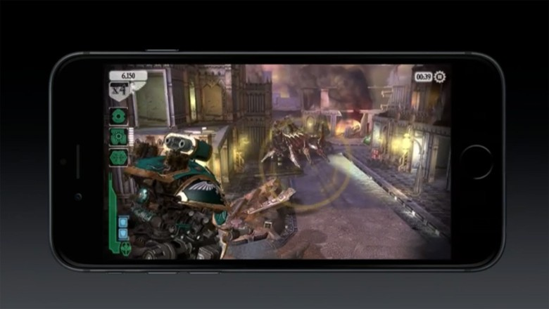 iphone powervr android