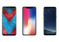 iphone x alternatives android