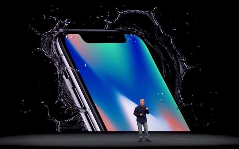 iphone x apple keynote septembre 2017 smartphone