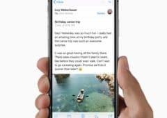 iphone x benchmark