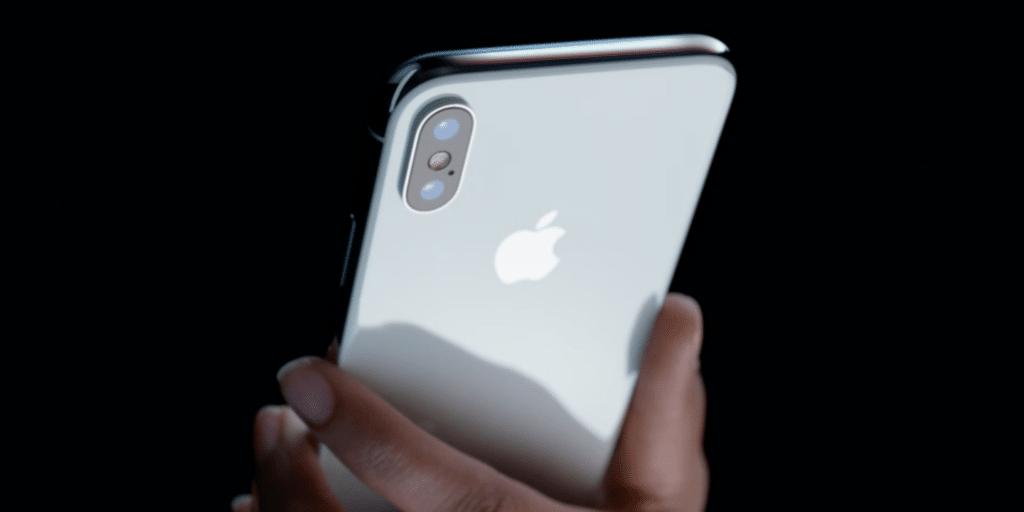 iphone X épaisseur iphone 5