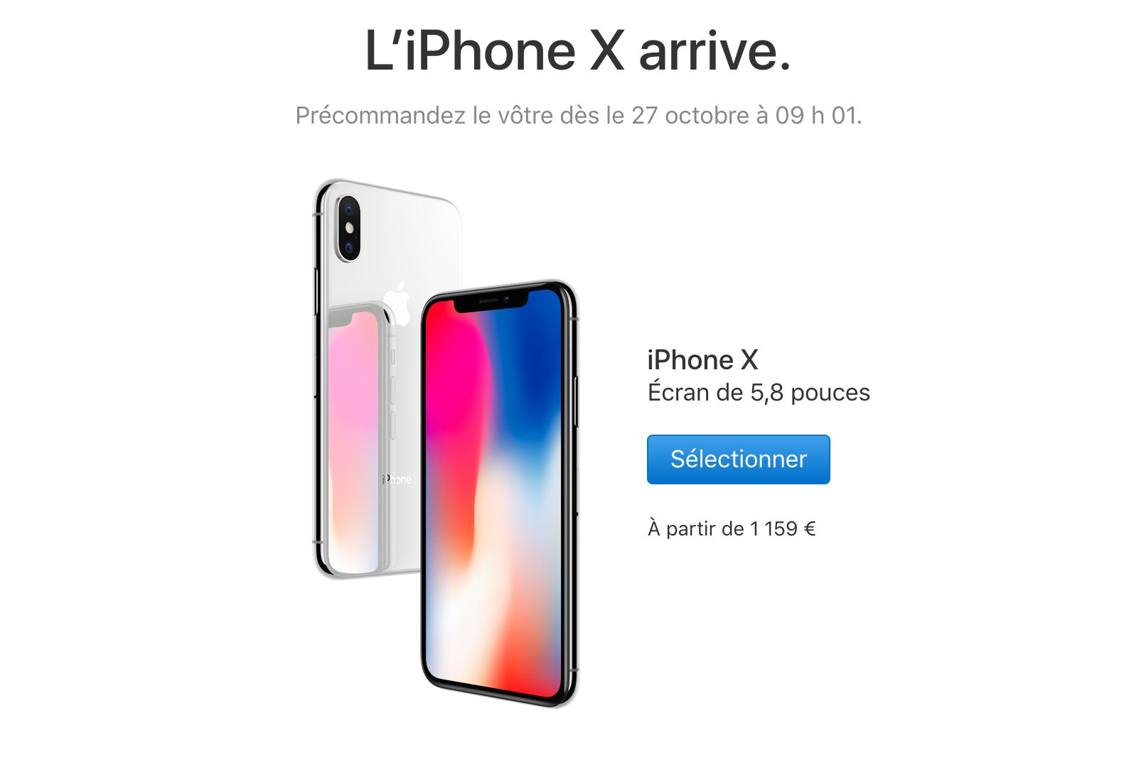 iphone x pourquoi est il plus cher en france qu 39 aux etats unis. Black Bedroom Furniture Sets. Home Design Ideas