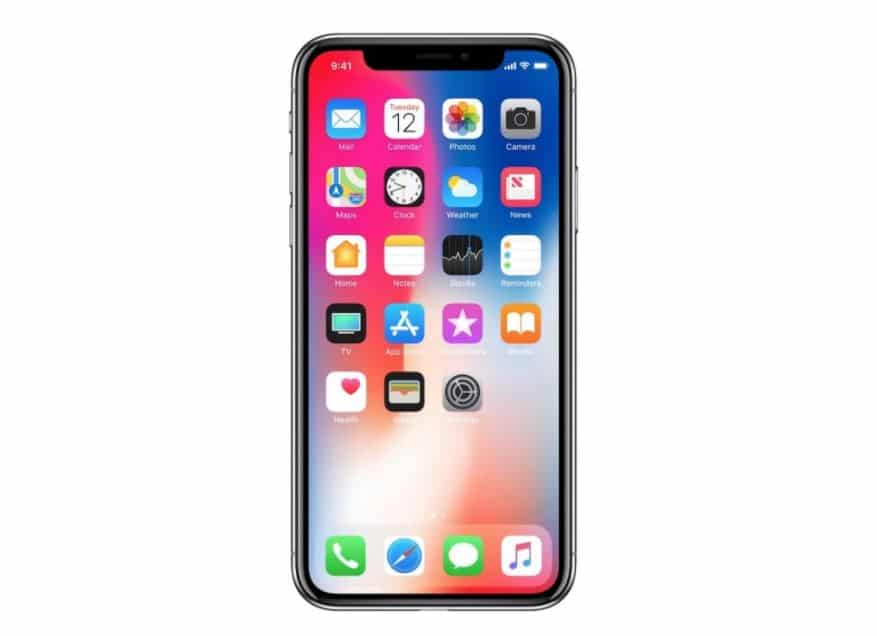 iphone x sondage prix