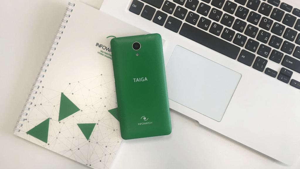 kaspersky taiga smartphone android surveillance google russier