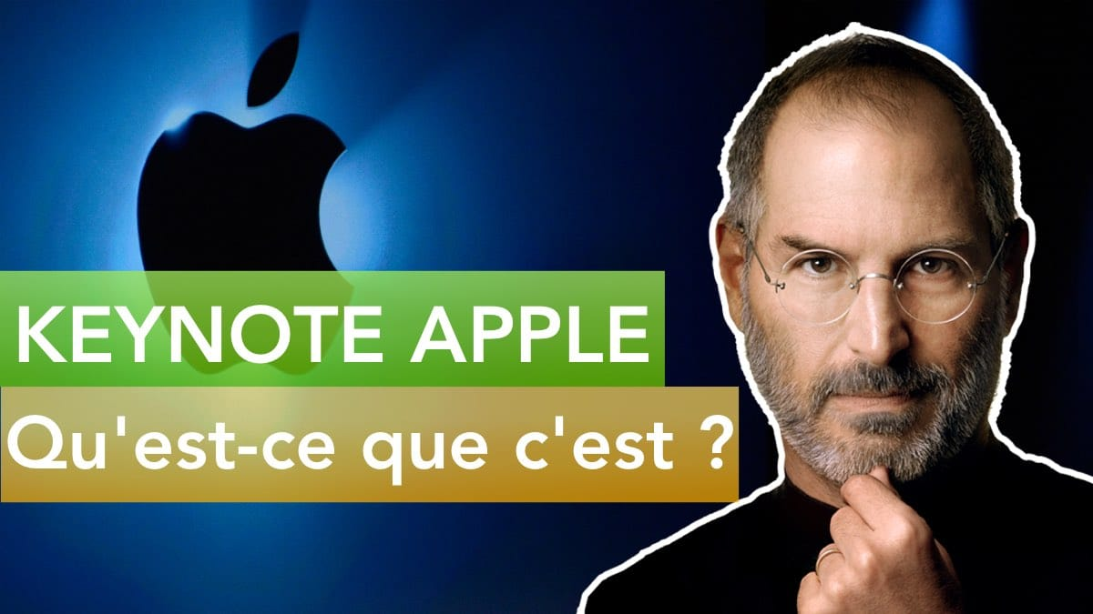 keynote apple quoi