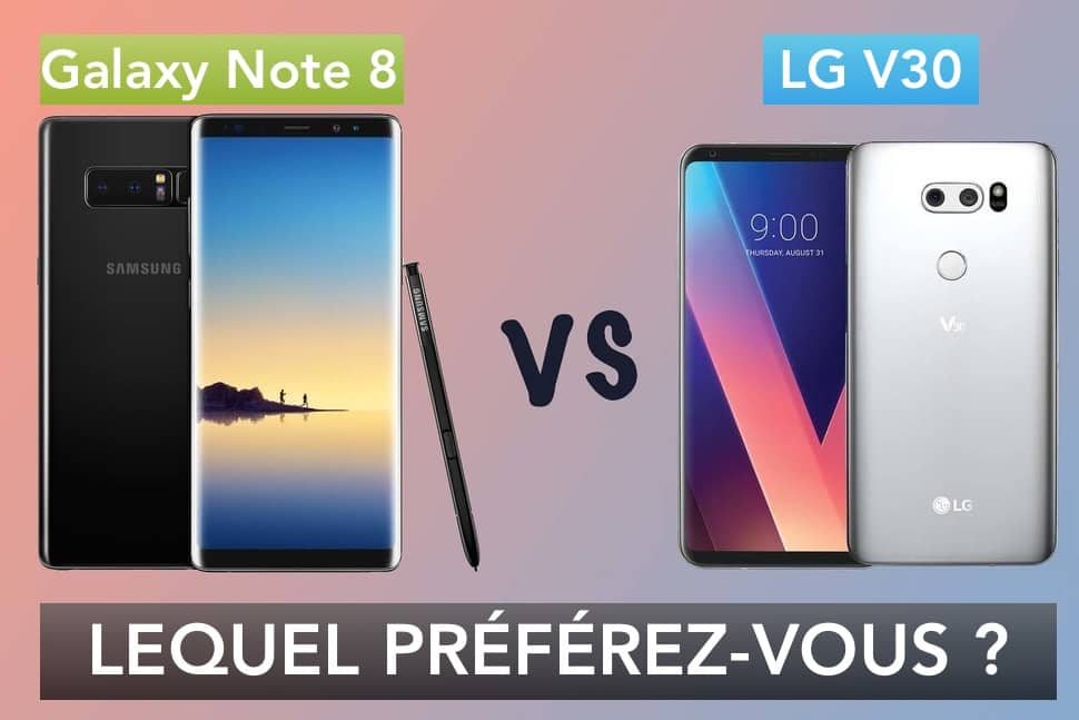 lg v30 vs galaxy note 8 sondage