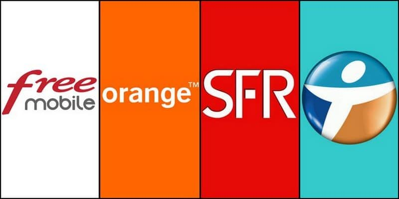 operateurs france mobile