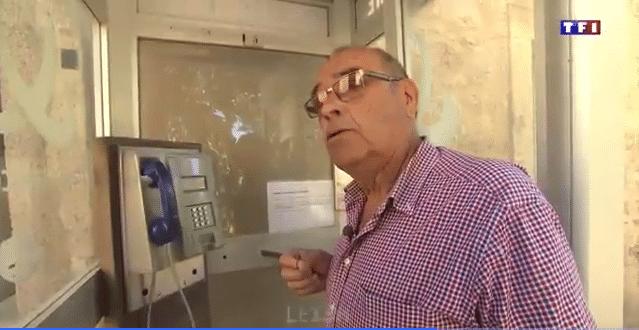 cabines téléphoniques maire moureze