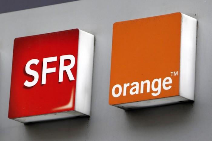 sfr vs orange