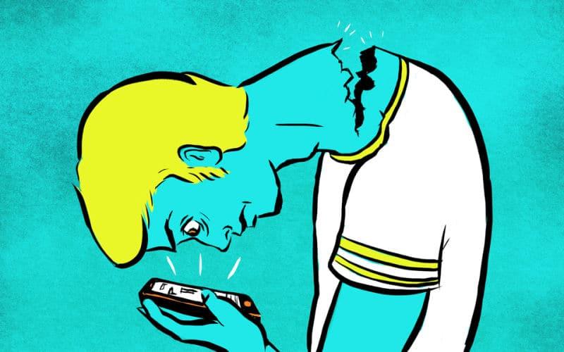 smartphone dangers santé