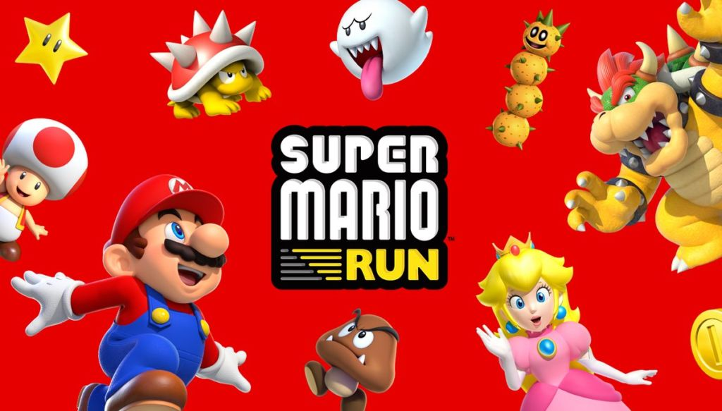 super mario run mise a jour