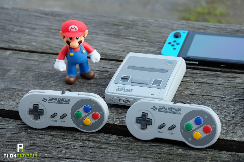 Snes classic mini test avis jeux installations nos impressions - Derniere console nintendo ...