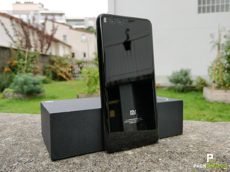 test Xiaomi Mi Note 3