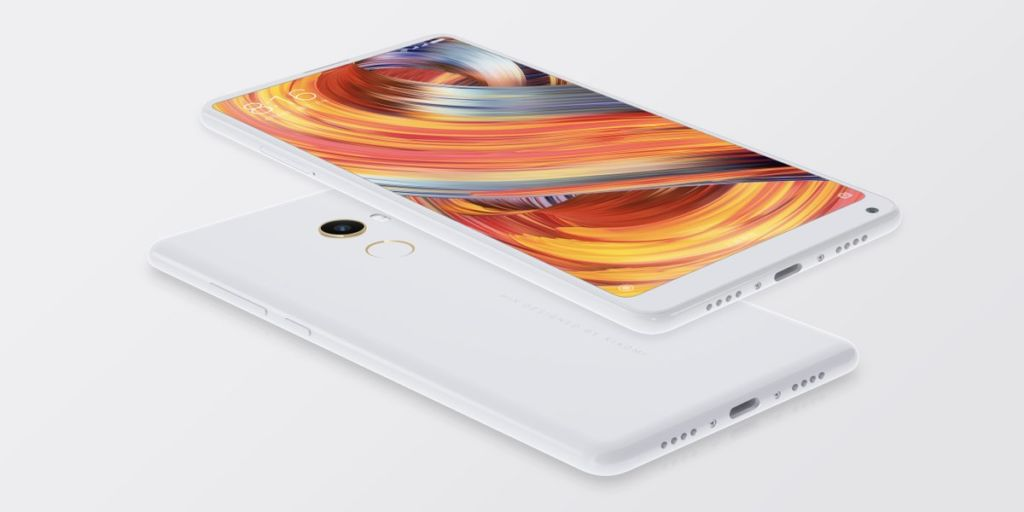 xiaomi mi mix 2 officiel