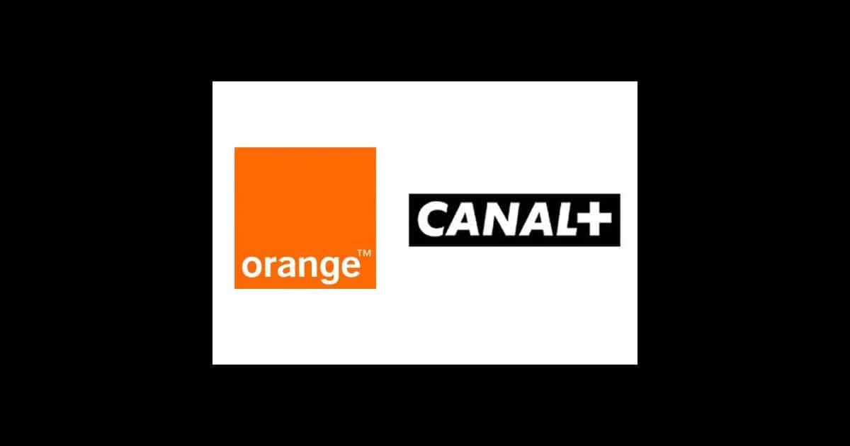 orange canal+
