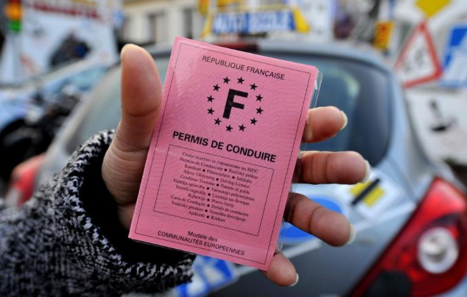 permis conduire internet