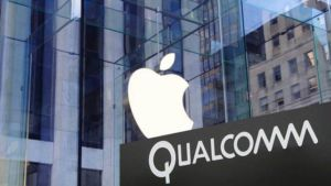 Apple vs Qualcomm modem