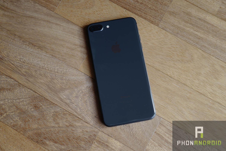 iphone 8 plus test design