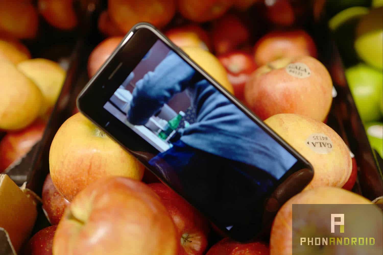 test iphone 8 plus prix