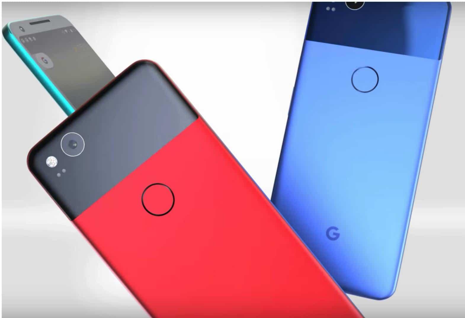 google pixel 2 france