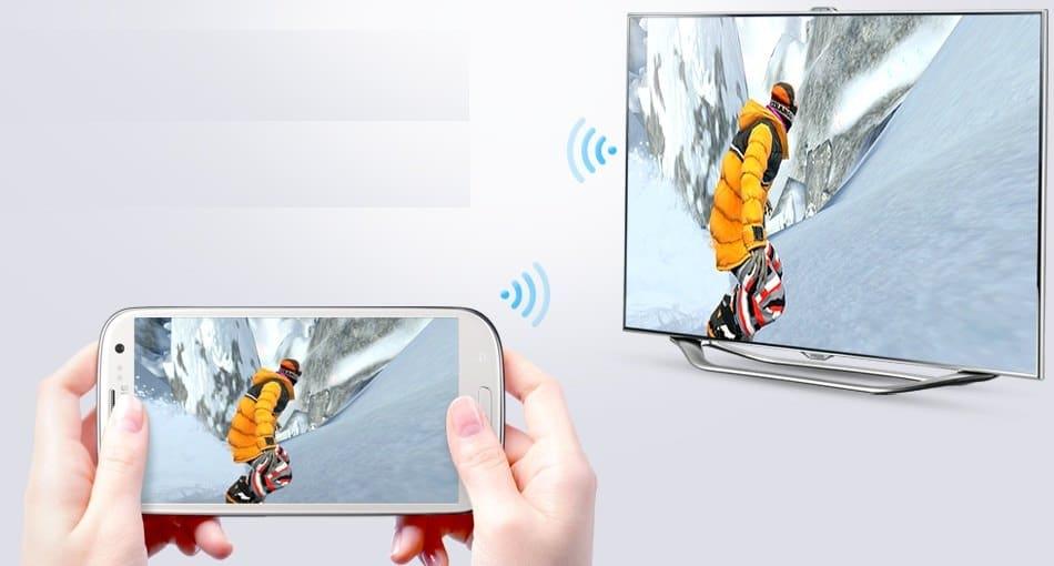 afficher ecran android