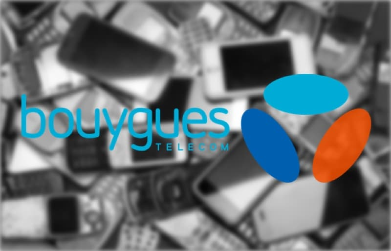 bouygues telecom recyclage