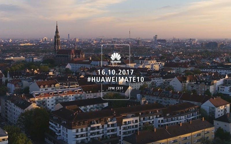 Huawei Mate 10 keynote