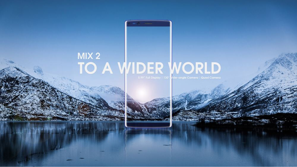 doogee mix 2 borderless