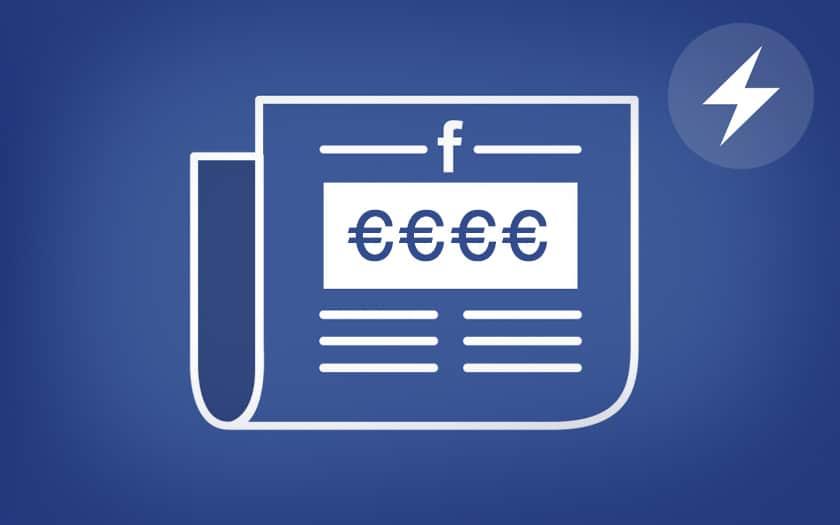 facebook abonnement payant instant articles