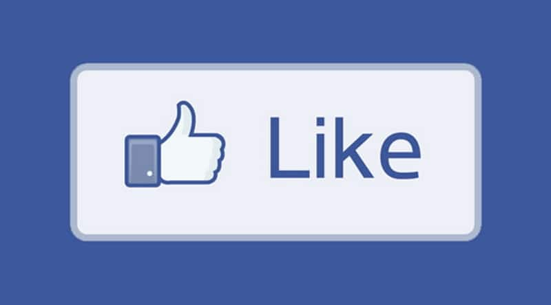 facebook l incontournable bouton like ou j 39 aime f te ses 10 ans. Black Bedroom Furniture Sets. Home Design Ideas