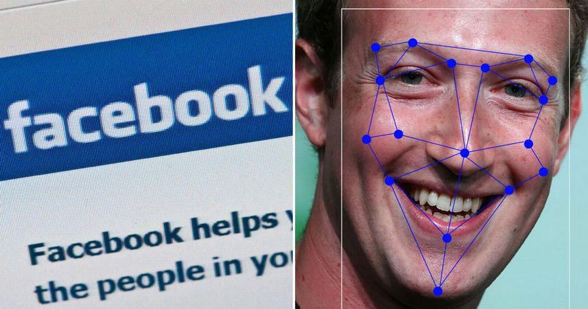 La reconnaissance faciale bientôt disponible pour récupérer son compte — Facebook
