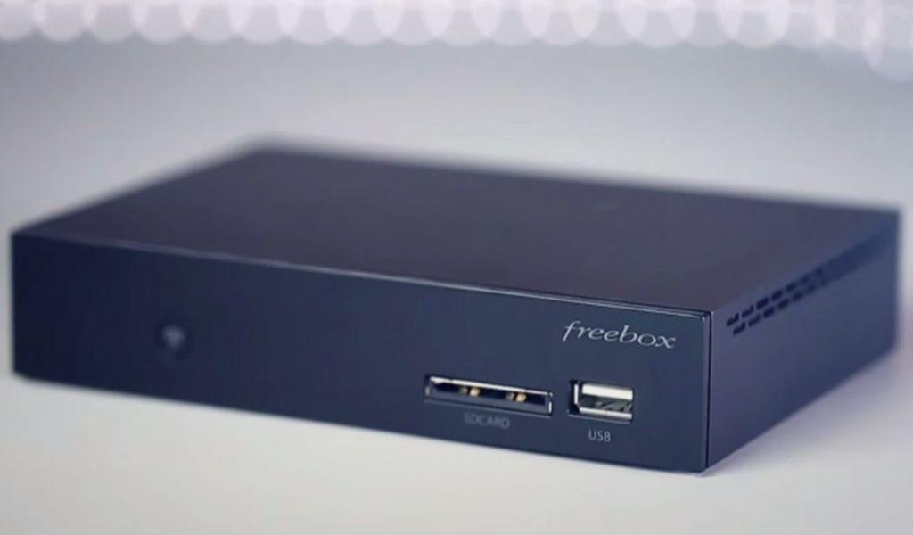 freebox mini 4K vers revolution