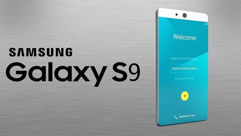 samsung galaxy S9 écran