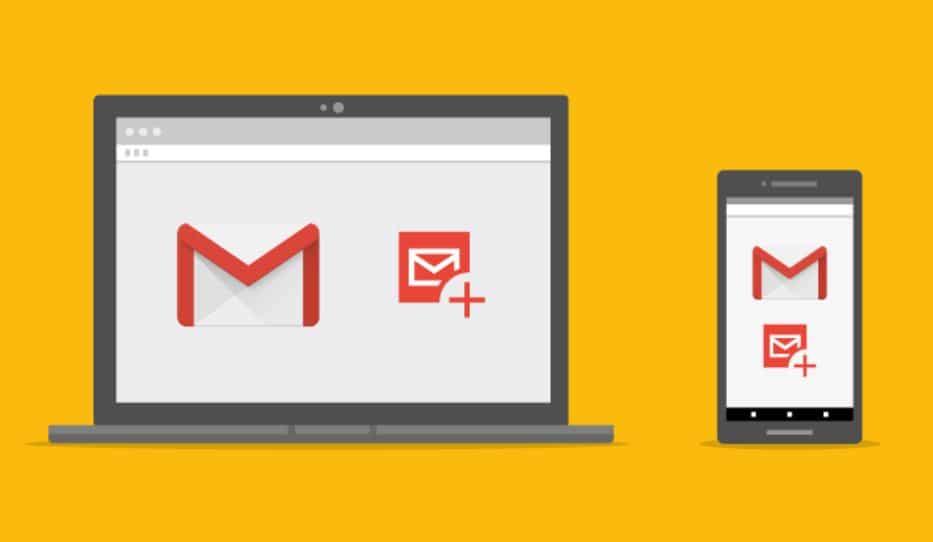 gmail modules complémentaires